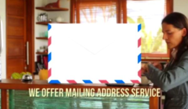 Get a Business Mailing Address
